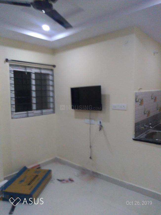 Living Room Image of 503 Sq.ft 1 BHK Apartment for rent in Gachibowli for 18000