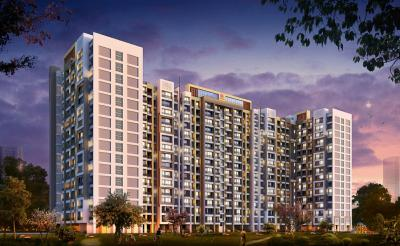 Gallery Cover Image of 1050 Sq.ft 2 BHK Apartment for buy in Kalyan East for 6500000