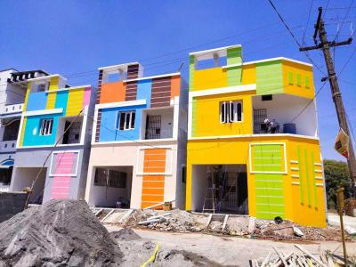 Gallery Cover Image of 1300 Sq.ft 2 BHK Independent House for buy in Porur for 5200000