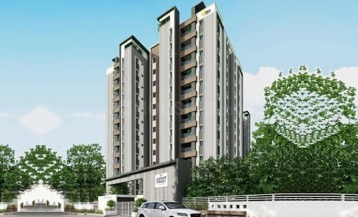 Building Image of 1491 Sq.ft 3 BHK Apartment for buy in DRA Ascot, Adambakkam for 11920545