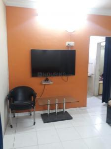 Gallery Cover Image of 600 Sq.ft 1 BHK Apartment for rent in Lunkad Queensland, Viman Nagar for 20000