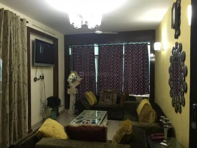 Gallery Cover Image of 2450 Sq.ft 4 BHK Apartment for rent in Ahinsa Khand for 55000