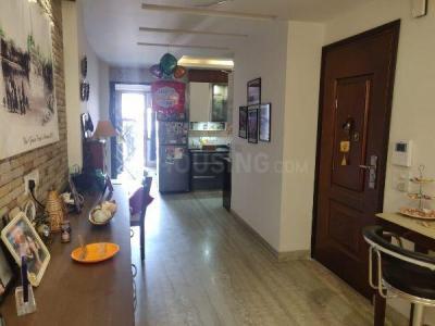 Gallery Cover Image of 900 Sq.ft 2 BHK Independent Floor for rent in RWA Lajpat Nagar Block E, Lajpat Nagar for 42000