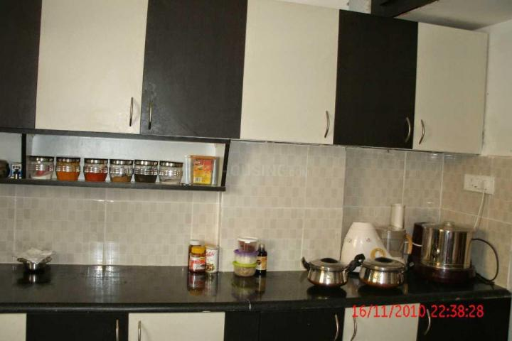 Kitchen Image of 1155 Sq.ft 2 BHK Apartment for rent in Battarahalli for 15000