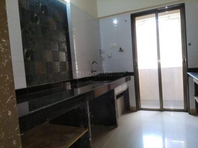 Gallery Cover Image of 600 Sq.ft 1 BHK Apartment for rent in Cosmos Classique, Thane West for 19000