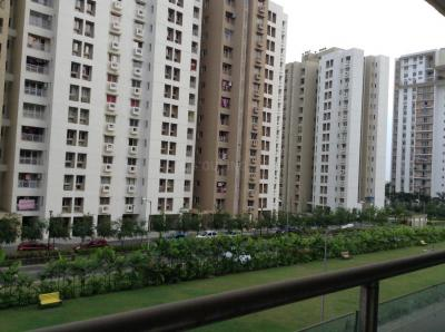 Gallery Cover Image of 1440 Sq.ft 2 BHK Apartment for rent in Unitech Uniworld City, New Town for 30000