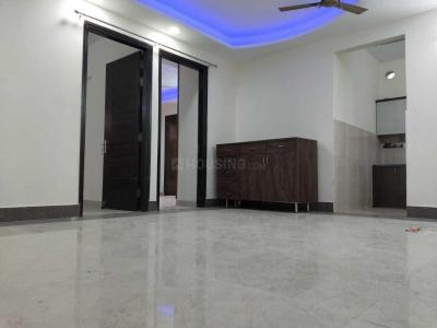 Gallery Cover Image of 1500 Sq.ft 3 BHK Independent Floor for rent in Chhattarpur for 23000