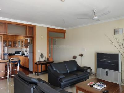 Gallery Cover Image of 2200 Sq.ft 3 BHK Apartment for rent in Mantri Mantri Sarovar, HSR Layout for 71000