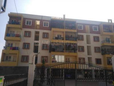 Gallery Cover Image of 600 Sq.ft 1 BHK Apartment for rent in  KB Eco City, Electronic City for 7500