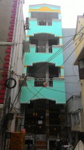 Gallery Cover Image of 550 Sq.ft 1 BHK Independent House for rent in Mogappair for 9500