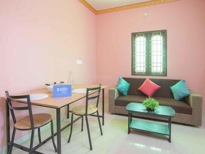 Living Room Image of Zolo Central Park in Saidapet