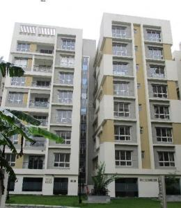 Gallery Cover Image of 1366 Sq.ft 3 BHK Apartment for rent in New Town for 17000