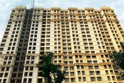 Gallery Cover Image of 595 Sq.ft 3 BHK Apartment for rent in Hiranandani Estate for 18000
