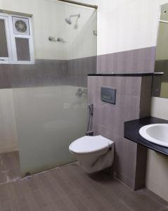 Common Bathroom Image of 4250 Sq.ft 3 BHK Apartment for rent in Kasavanahalli for 60000