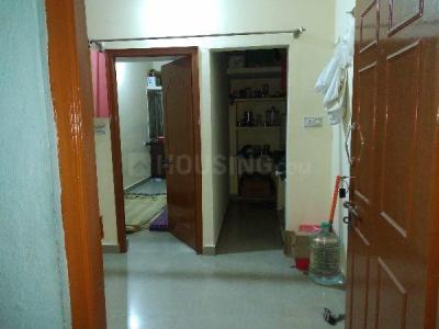 Gallery Cover Image of 700 Sq.ft 1 BHK Apartment for rent in Kaggadasapura for 9000