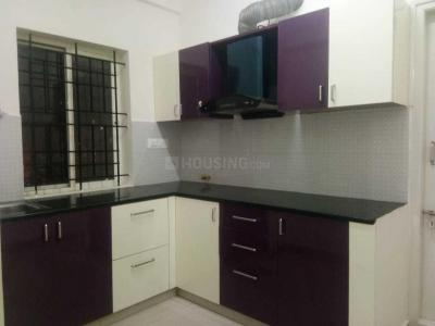 Gallery Cover Image of 600 Sq.ft 1 BHK Independent Floor for rent in HSR Layout for 16500