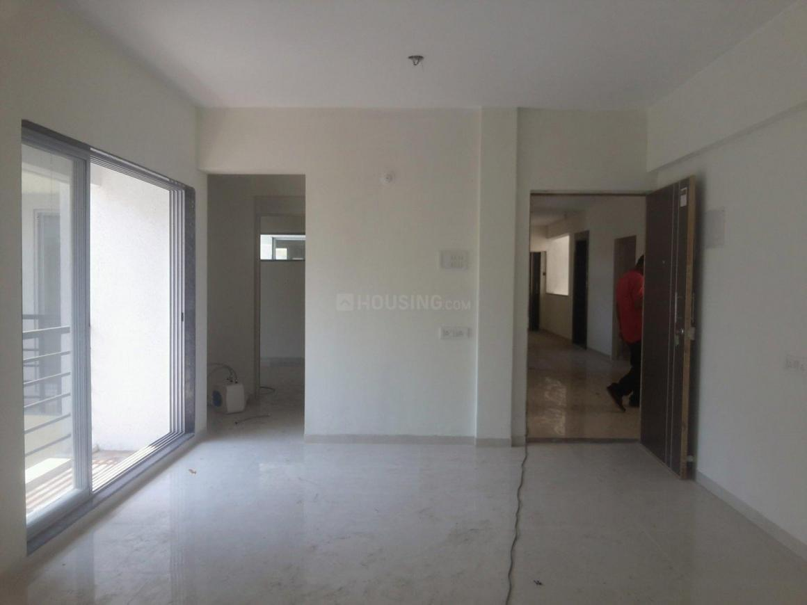 Living Room Image of 2000 Sq.ft 3 BHK Apartment for rent in Kharghar for 25000