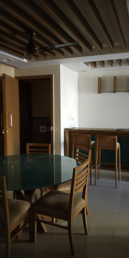 Living Room Image of 1200 Sq.ft 3 BHK Apartment for rent in Kandivali East for 49000