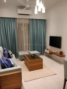 Gallery Cover Image of 825 Sq.ft 2 BHK Apartment for buy in Ashar Metro Towers, Thane West for 11200000
