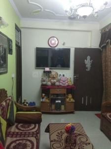 Gallery Cover Image of 1150 Sq.ft 3 BHK Independent House for rent in Sector 8 Dwarka for 18000