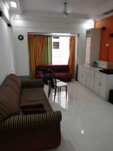Gallery Cover Image of 1020 Sq.ft 2 BHK Apartment for rent in Vashi for 32000