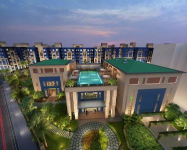 Gallery Cover Image of 1639 Sq.ft 3 BHK Apartment for buy in Mogappair for 13300000