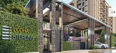 Gallery Cover Image of 1200 Sq.ft 3 BHK Apartment for buy in Lodha Group Sterling, Thane West for 19500000