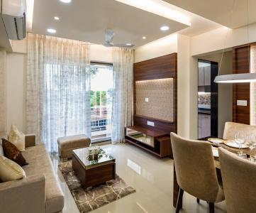 Gallery Cover Image of 645 Sq.ft 1 BHK Apartment for buy in Kamdhenu Gardenia, Taloja for 3345000