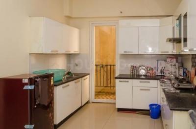 अहिंसा खंड में भाटिया नेस्ट साया के किचन की तस्वीर