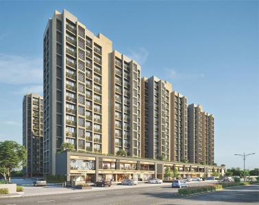 Gallery Cover Image of 1436 Sq.ft 3 BHK Apartment for buy in Shela for 5100000