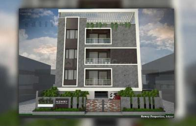 Gallery Cover Image of 1569 Sq.ft 3 BHK Apartment for buy in Adyar for 21966000