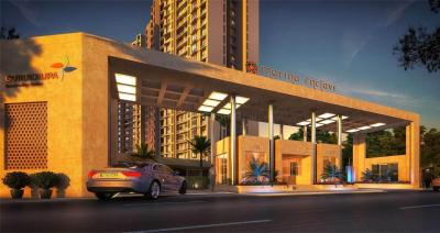 Gallery Cover Image of 425 Sq.ft 1 BHK Apartment for buy in Marina Enclave Tower K & L, Malad West for 9200000