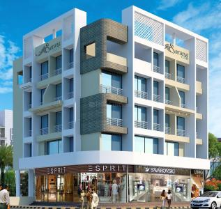 Gallery Cover Image of 510 Sq.ft 1 RK Apartment for buy in Panvel for 2819000