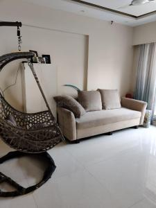 Gallery Cover Image of 600 Sq.ft 1 BHK Apartment for rent in Chandak Paloma, Goregaon East for 45000