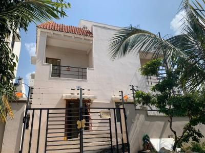 Gallery Cover Image of 2000 Sq.ft 3 BHK Villa for rent in Praneeth Greenfield, Krishna Reddy Pet for 17500