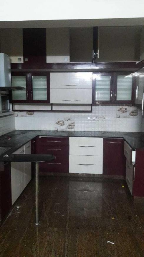 Kitchen Image of 1200 Sq.ft 2 BHK Apartment for rent in Kaggadasapura for 23000