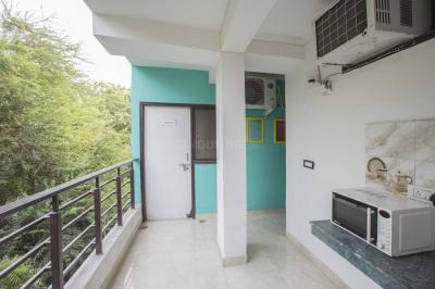Balcony Image of Stanza Living Tokyo House in Moti Bagh