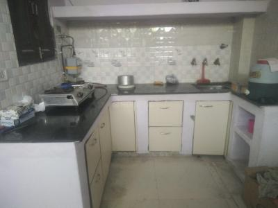 Gallery Cover Image of 452 Sq.ft 1 BHK Independent Floor for rent in Sector 19 Dwarka for 15500