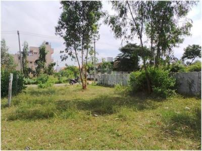2280 Sq.ft Residential Plot for Sale in Hennur, Bangalore
