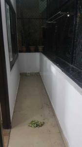 Balcony Image of Gyani PG in Rajinder Nagar