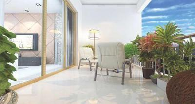 Balcony Image of 2290 Sq.ft 3 BHK Apartment for buy in SMR Vinay Iconia Phase 2, Serilingampally for 17030000