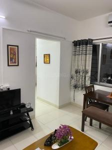 Gallery Cover Image of 580 Sq.ft 1 BHK Apartment for rent in Kumar Pinnacle, Sangamvadi for 35000