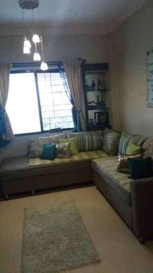 Living Room Image of 880 Sq.ft 2 BHK Apartment for buy in Choice Goodwill Orchids, Dhanori for 5200000