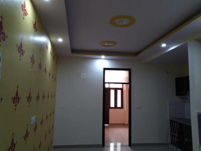 Gallery Cover Image of 750 Sq.ft 2 BHK Independent Floor for buy in Govindpuram for 1235000