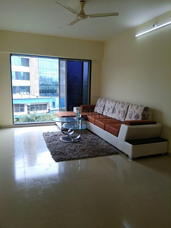 Living Room Image of 800 Sq.ft 2 BHK Apartment for rent in Dahisar East for 23000