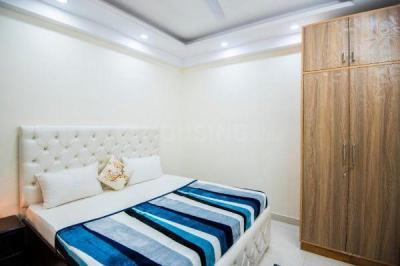 Gallery Cover Image of 1200 Sq.ft 3 BHK Independent House for rent in Chhattarpur for 15000