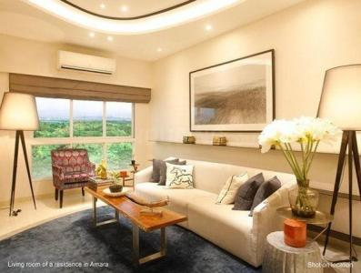 Gallery Cover Image of 1400 Sq.ft 3 BHK Apartment for buy in Thane West for 17200000