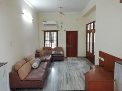 Gallery Cover Image of 2500 Sq.ft 3 BHK Independent Floor for rent in Banjara Hills for 45000