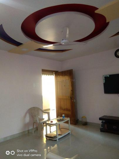 Living Room Image of 1000 Sq.ft 3 BHK Apartment for rent in Nerul for 38000