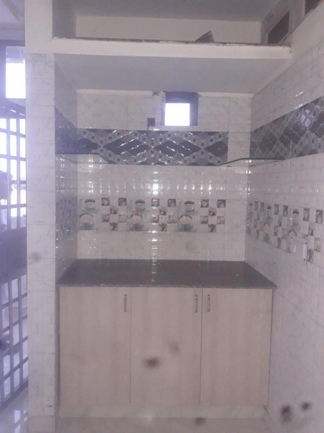 Kitchen Image of 580 Sq.ft 1 RK Independent Floor for rent in Sector 12 for 12000